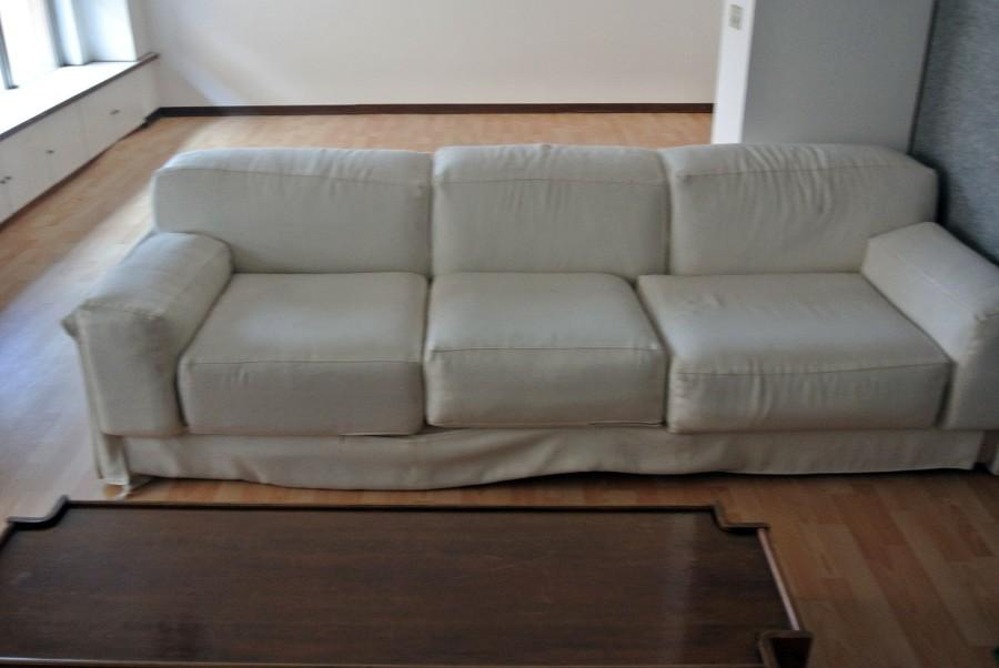 Tappezzare due divani e due poltrone firenze firenze - Tappezzare divano ...