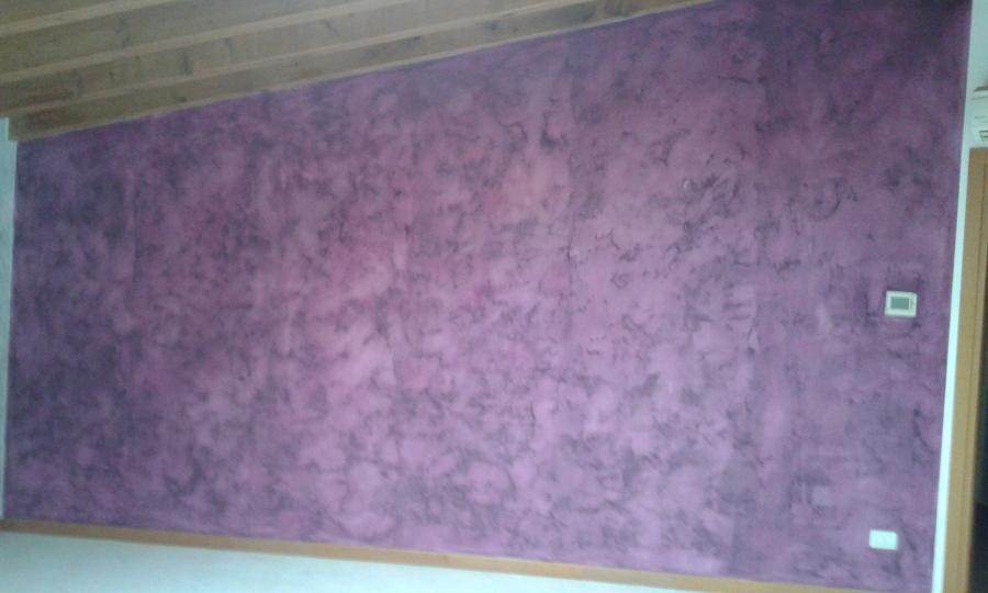 Sistemare parete colorata con pittura bussolengo verona for Leroy merlin pittura vento di sabbia colori
