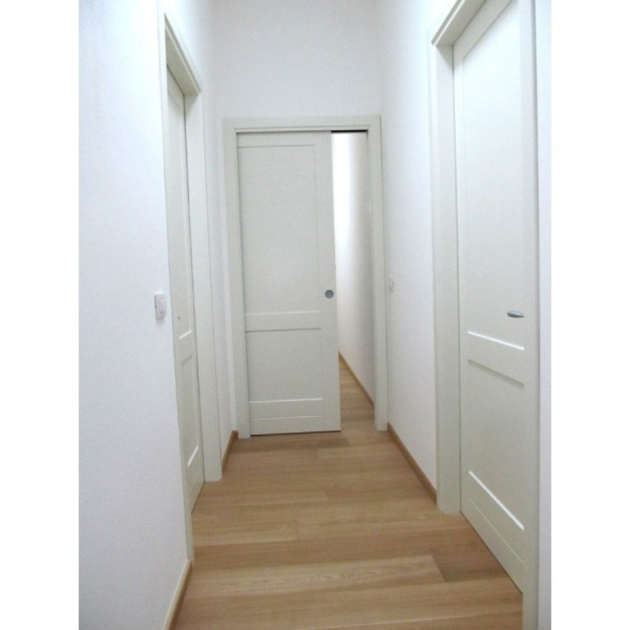 Porte interne bianche laccate firenze firenze habitissimo - Verniciare porte interne laminato ...