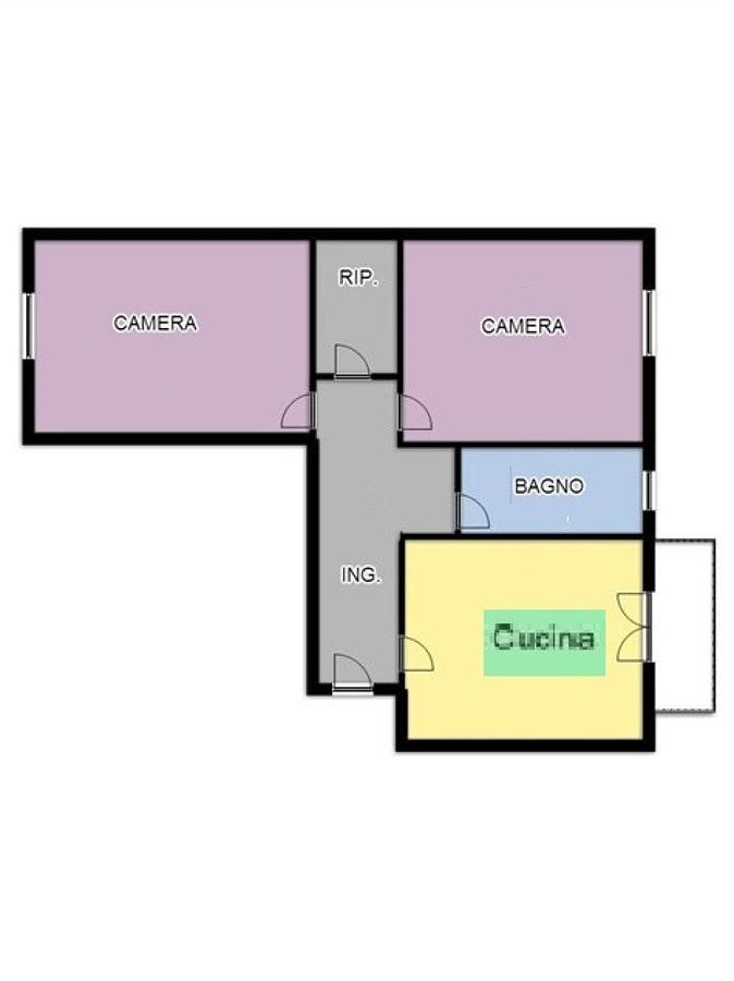 Ristrutturazione completa appartamento zola predosa for Alberghi zola predosa