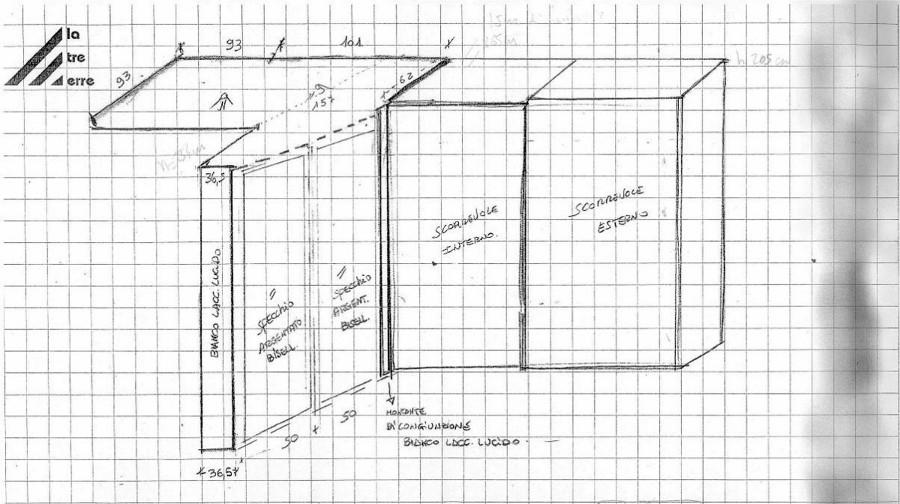 Casa immobiliare accessori struttura armadio for Struttura cabina armadio ikea