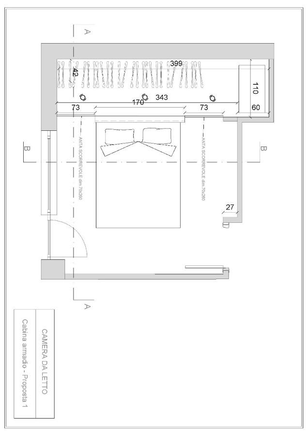 Camera Da Letto Tedesco: Progettazione d interni consulenza.
