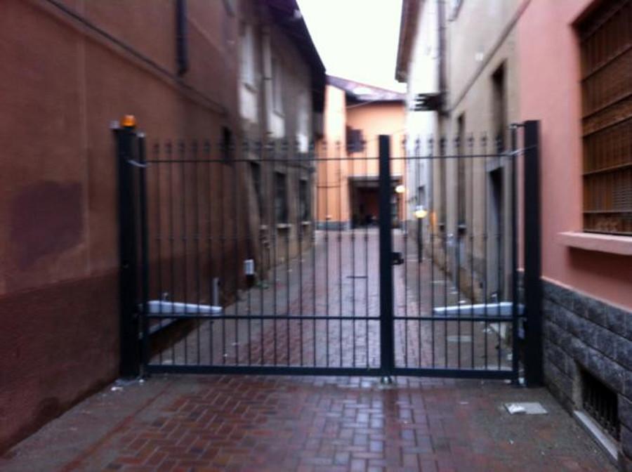 Preventivo cancello automatico