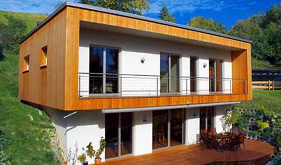 La mia casa agira enna habitissimo for Case prefabbricate in legno haas