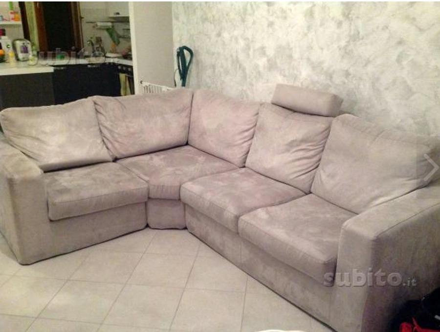 Riduzione seduta divano angolare poltrone e sofa - Divano poltrone sofa ...