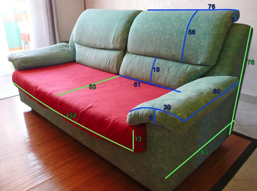 Rifoderare divano costi best australia fenicotteri - Copridivano per divano in pelle ...