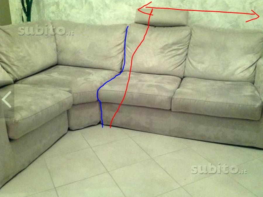 Riduzione seduta divano angolare poltrone e sofa - Prezzo divano poltrone e sofa ...