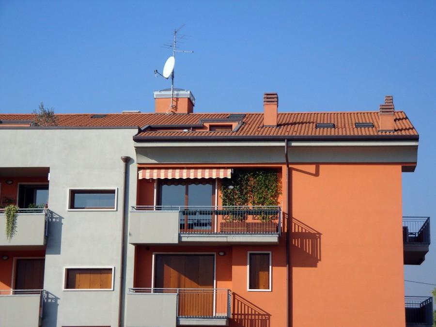 Copertura terrazzo a tasca - Villafranca di Verona (Verona ...