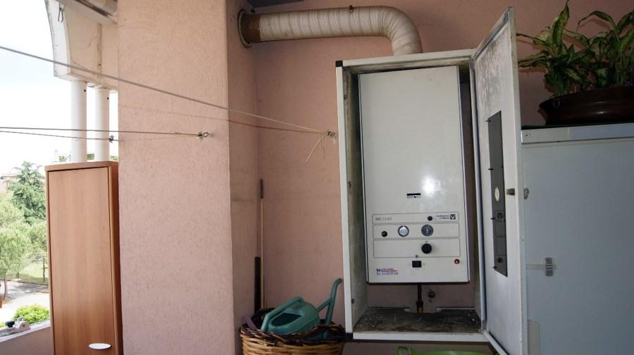 Sostituzione caldaia per impianto di riscaldamento e acqua - Riscaldamento per esterno ...