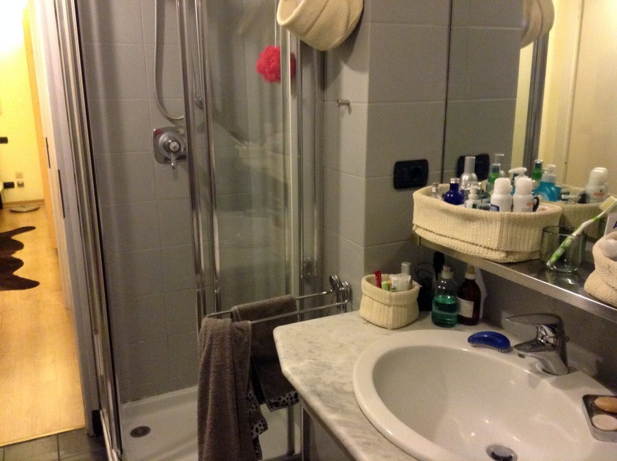 Rifacimento bagno e antibagno: tot 6mq - torino cso re umberto - Torino (Tori...