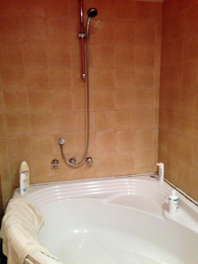 Sostituzione vasca da bagno angolare con cabina doccia - Cabina per vasca da bagno ...