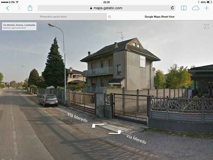 Tinteggiatura esterni 200 mq seveso monza e della - Tinteggiatura esterna casa ...