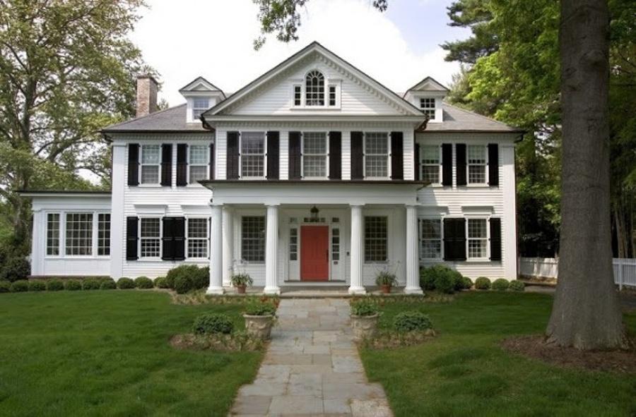 Casa prefabbricata stile americano mornago varese for Nuovi piani di casa in stile americano