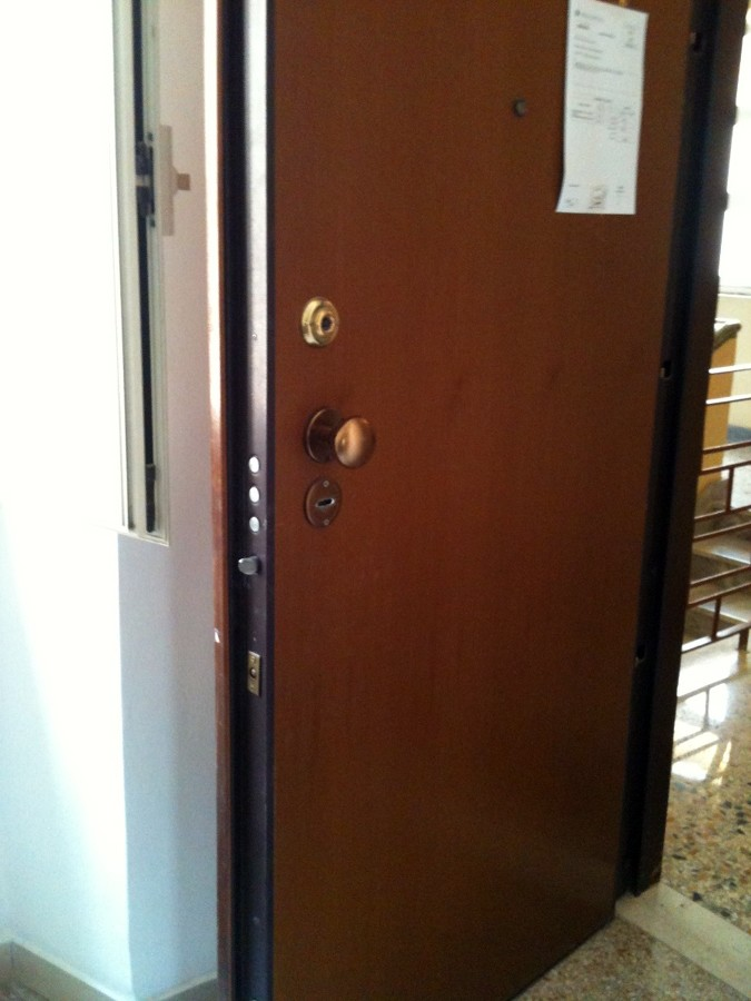 Cambiare serratura per porta blindata roma roma - Cambiare serratura porta ingresso ...