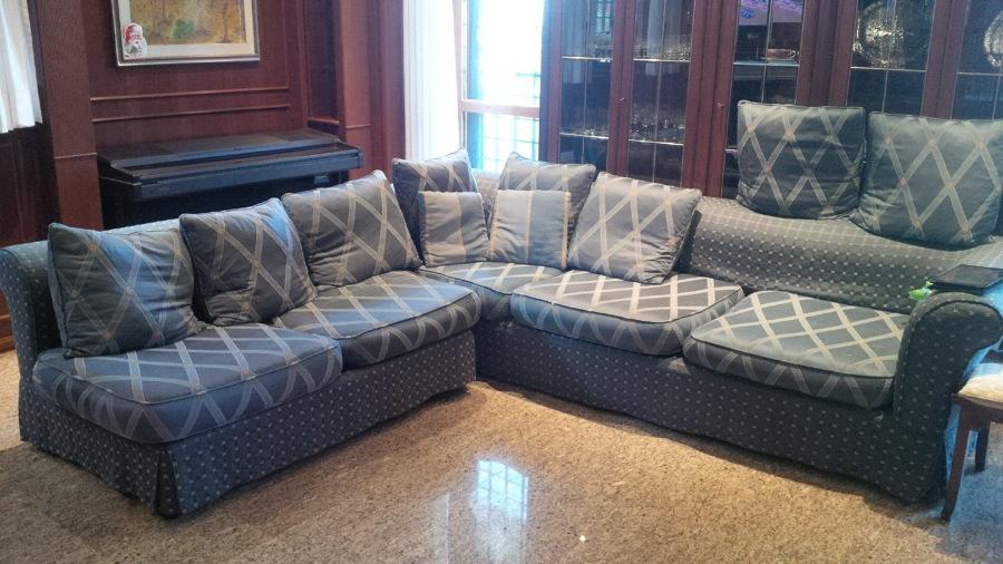 Tappezzare divano roma roma habitissimo for Divano california prezzo