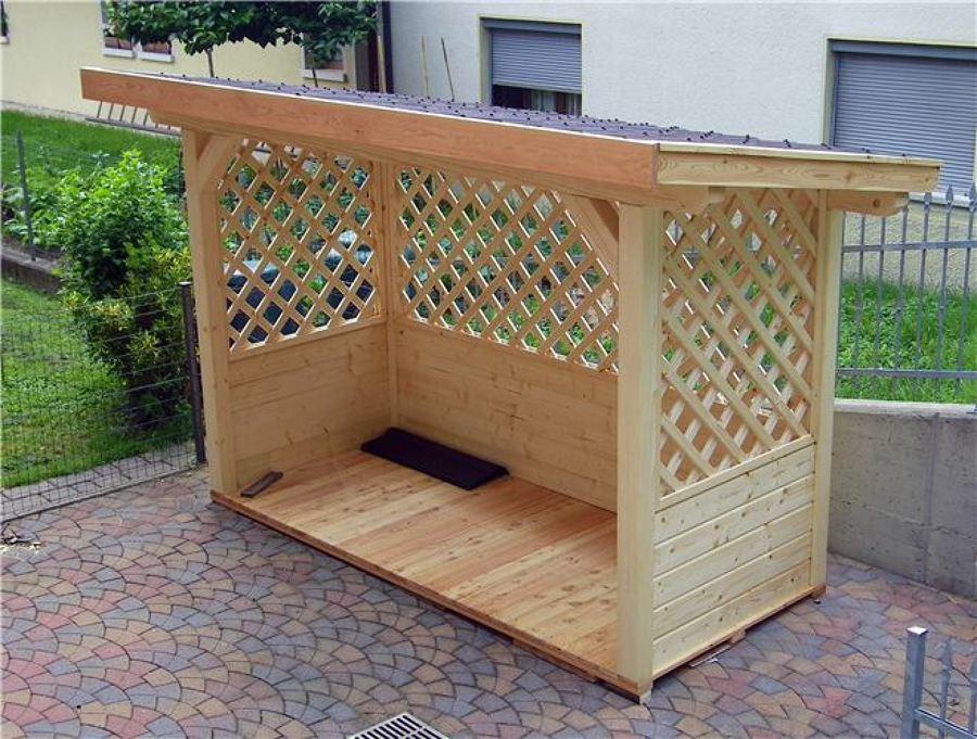 Legnaia per esterno ikea decorare la tua casa for Pattumiera da esterno ikea
