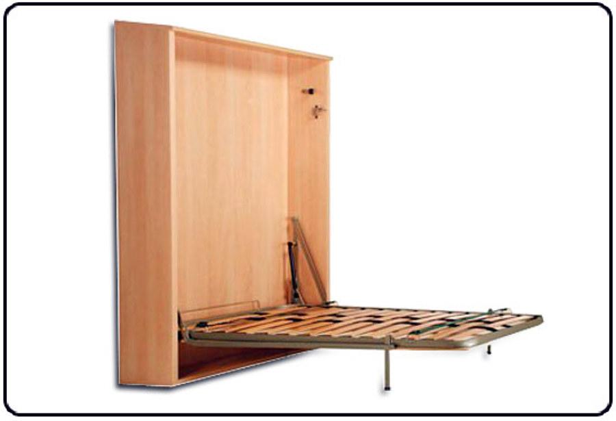 Mobili e arredamento: Come costruire un letto scomparsa