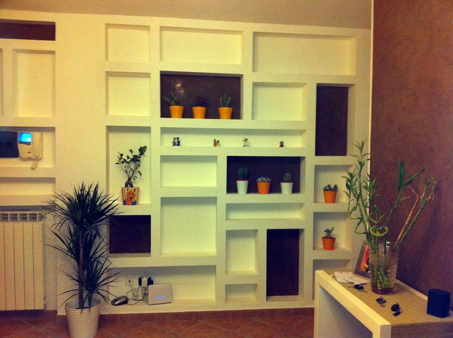 Realizzare lavori cartongesso in casa manduria taranto - Prezzo parete in cartongesso ...