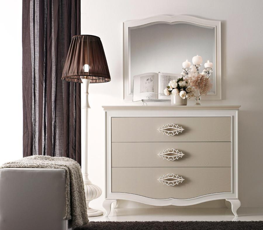 camera da letto foglia argento ~ trova le migliori idee per mobili ... - Camera Da Letto Bianca E Tortora