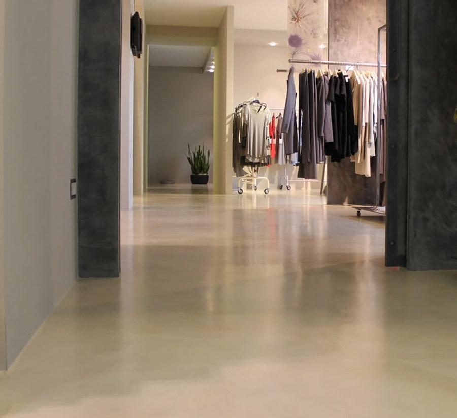 pavimento idee Microcemento : Rivestimento microcemento pavimento casa 60 mq - Ferrara (Ferrara ...
