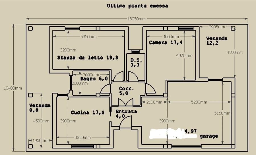 Costruire casa su terreno chiavi in mano siracusa for Costruire un garage su un terreno in pendenza
