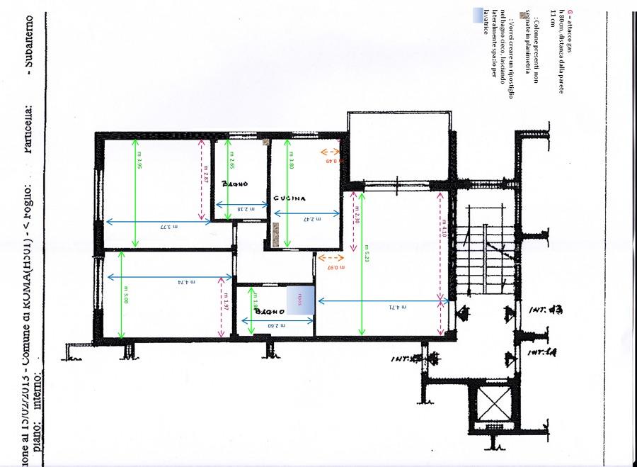 Ristrutturare una casa di 75 mq ostia roma habitissimo - Ristrutturare casa costi al mq ...