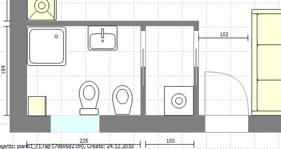 Realizzare impianto idraulico completo bagno giussano monza e della brianza habitissimo - Progetto casa giussano ...