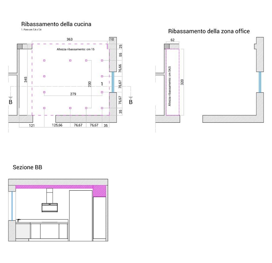 Altezza Mobile Cucina. Top Libreria Da Parete Mobile Divisorio ...