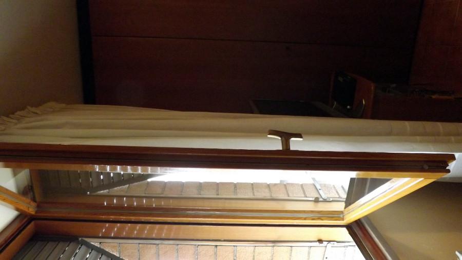 Inserimento vetr camera in infissi esistenti in legno di for Prezzo infissi legno