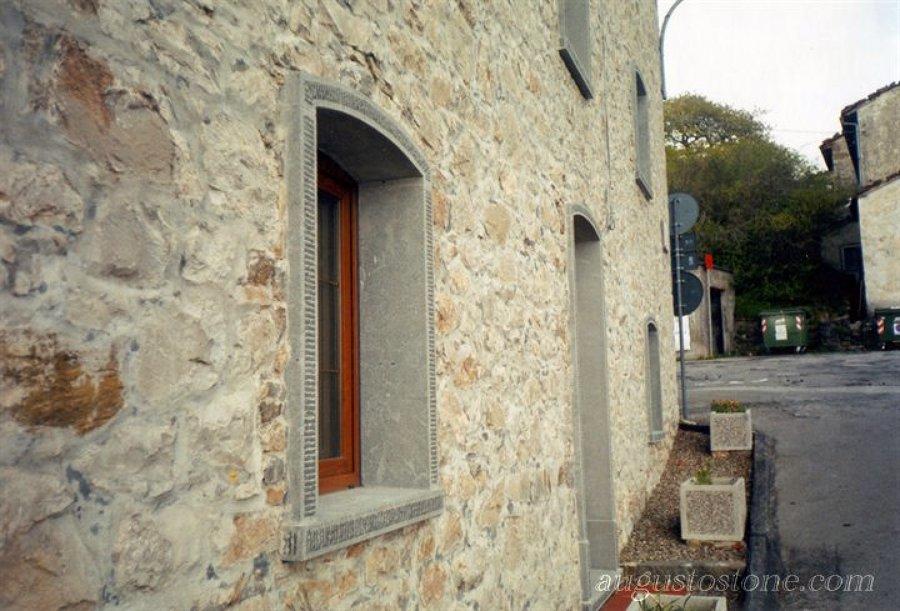 Fornitura e trasporto di 21 intelaiature per finestre roma roma habitissimo - Pietra per soglie finestre ...