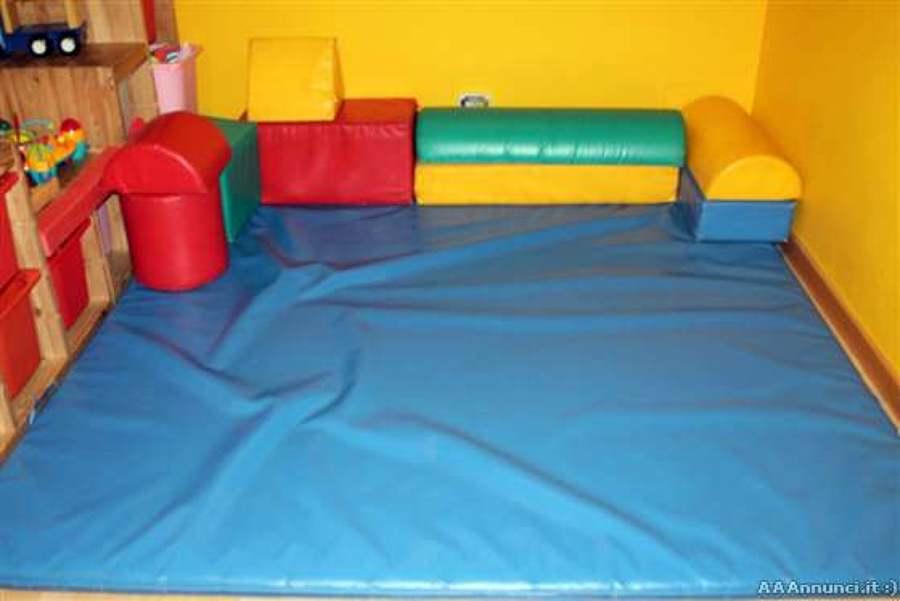 Tappeto Morbido Per Bambini : Tappeti morbidi per bambini blu pieghevole morbido tappetino da