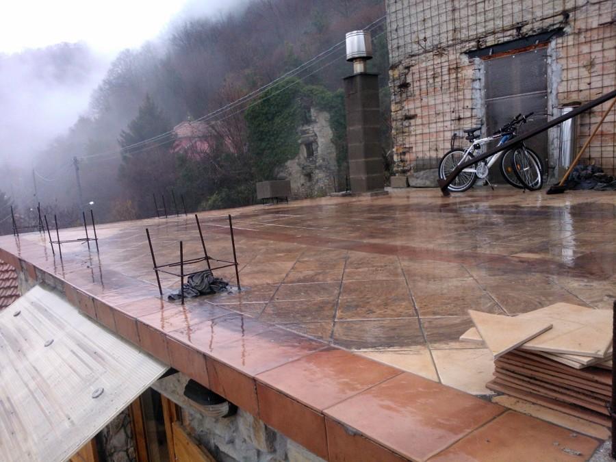 impermeabilizzare pavimento terrazzo