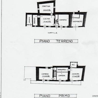 Ristrutturazione casa 180mq su due livelli falicetto for Ristrutturazione a pianta aperta su due livelli