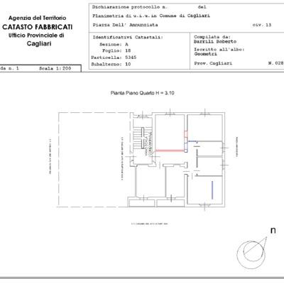 02 proposta pianta casa nuova da visura - demolizioni costruzioni