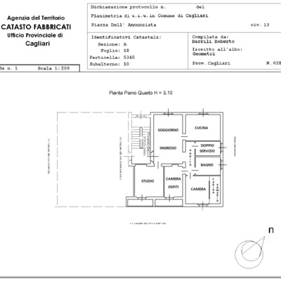 03 proposta pianta casa nuova da visura 1