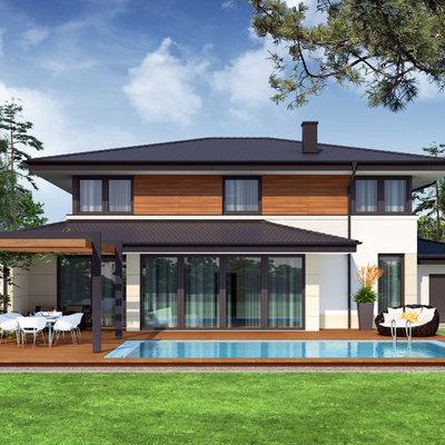 costruire casa piano singolo di circa 110 120 mq colle