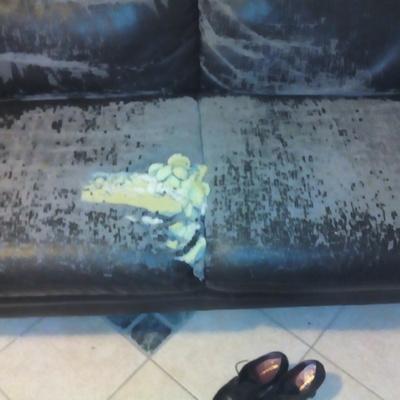 Rivestire un divano in ecopelle - Torino (Torino ...