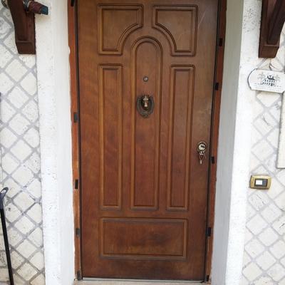 Zanzariera porta d 39 ingresso acilia roma roma habitissimo - Altezza porta ingresso ...