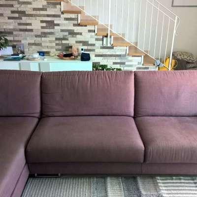 Tapezzare divano con penisola camposampiero padova - Tappezzare divano ...