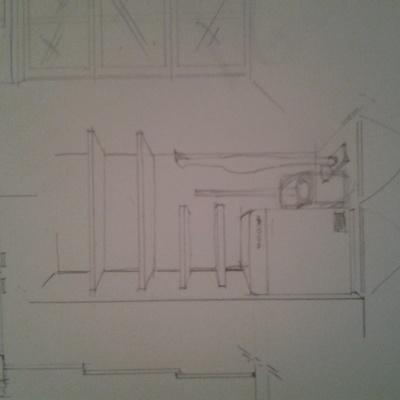 Creazione di un ripostiglio in cartongesso   padova (padova ...