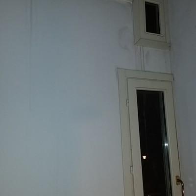 Infiltrazione acqua sotto telaio finestre - Limidi Verde, Limidi ...