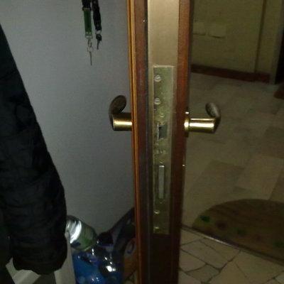 Sostituzione serratura porta blindata cornaredo milano - Cambiare serratura porta ...