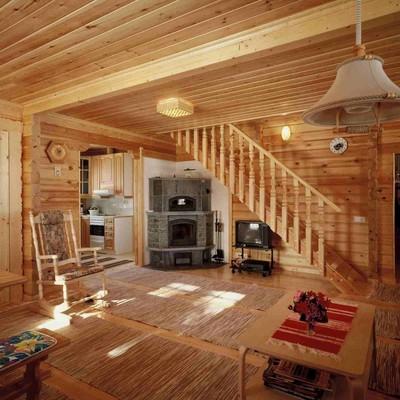 Prefabbricato in legno di 25 mq muro leccese lecce - Costruire casa di legno ...