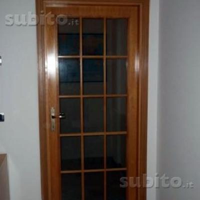 Sostituzione solo del vetro per porta all 39 inglese del - Progetto bagno paderno ...