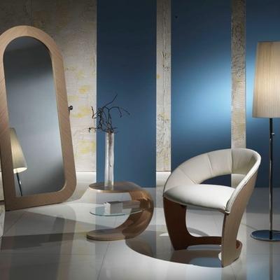 Arredo camera da letto - specchio da terra in legno - Roma (Roma) |  Habitissimo