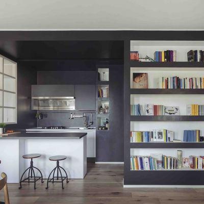 Libreria in cartongesso bari bari habitissimo - Costi parete cartongesso ...
