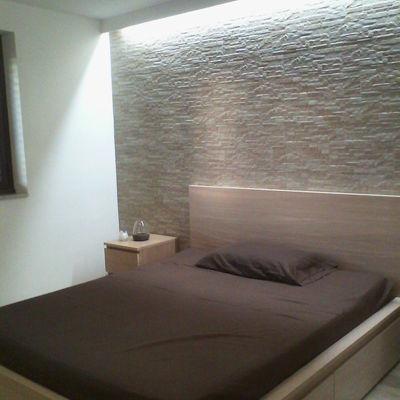 Isolamento acustico parete camera da letto - Nesima, Catania ...