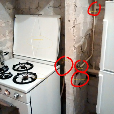 Prezzo per la categoria piccoli lavori idraulici habitissimo - Tubo gas cucina lunghezza massima ...