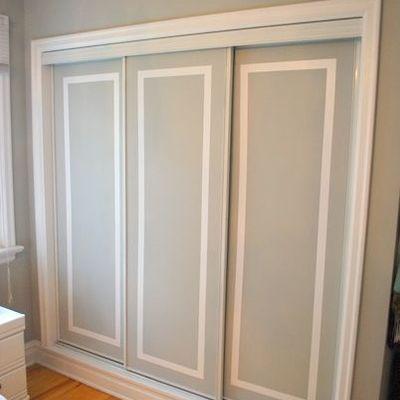 Ante e pannelli scorrevoli per un armadio a muro a varese varese varese habitissimo - Pannelli scorrevoli per cabine armadio ...