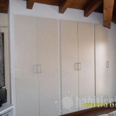 Realizzazione armadio a muro in cartongesso - Cesano ...